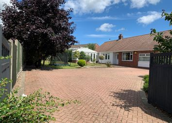 Thumbnail 5 bed detached bungalow for sale in Court Close, Rollesby, Great Yarmouth