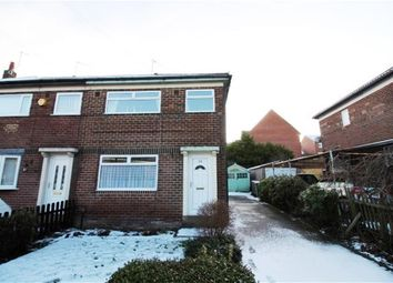 Thumbnail 3 bed terraced house for sale in Wellington Grove, Pudsey