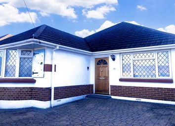 Thumbnail 3 bedroom bungalow to rent in Benbridge Avenue, Bournemouth