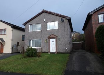 Thumbnail 4 bed detached house for sale in Ronaldsway Close, Bacup, Rossendale, Lancashire