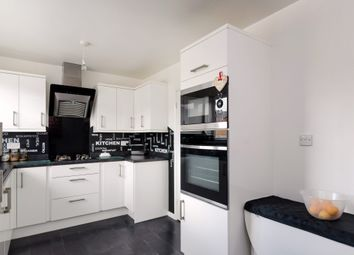 Thumbnail 3 bed terraced house for sale in Marston Crescent, York