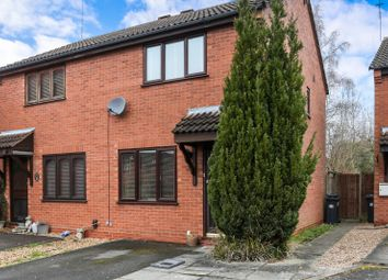 Thumbnail 2 bedroom semi-detached house to rent in Cherry Orchard, Kenilworth, Warwickshire