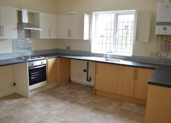 Thumbnail 3 bed flat to rent in The Bungalows, Church Road, Altofts, Normanton