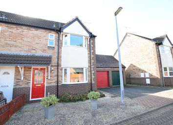 Thumbnail 3 bedroom semi-detached house for sale in Coltsfoot Close, Scunthorpe