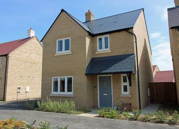 Cote Road, Aston, Bampton OX18. 3 bed detached house for sale