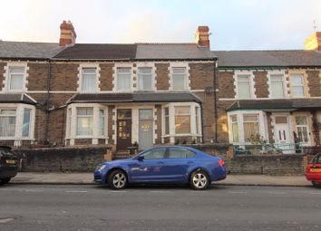 Thumbnail 3 bed terraced house for sale in Court Road, Barry