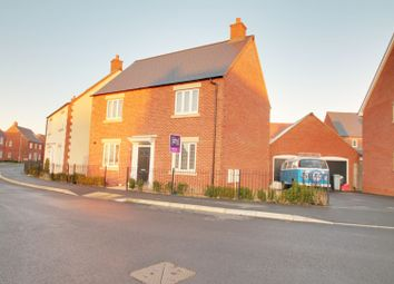 3 bed detached house for sale in Cannock Crescent, Desborough, Kettering NN14