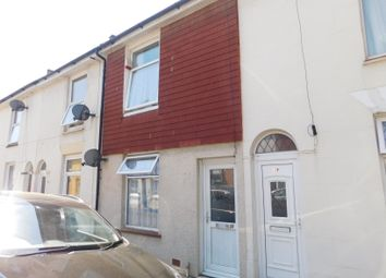 Thumbnail 2 bed terraced house to rent in St. Stephens Road, Portsmouth