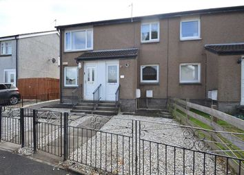 Thumbnail 2 bed flat for sale in Greenfield Quadrant, Newarthill, Motherwell