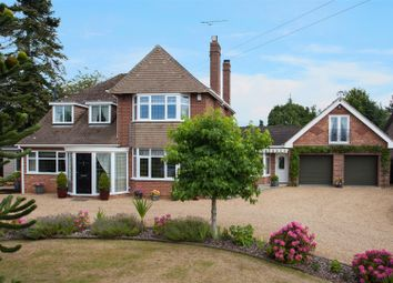 Thumbnail 4 bed detached house for sale in Wroxham, Norwich