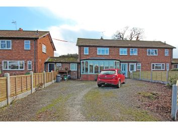 Thumbnail 3 bed semi-detached house for sale in Monkhopton, Bridgnorth