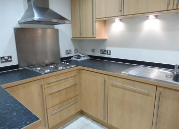 Thumbnail 1 bedroom flat to rent in Calshot Court, Channel Way, Ocean Village, Southampton