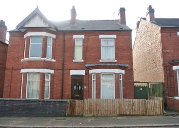Thumbnail 4 bedroom terraced house to rent in Wyley Road, Radford, Coventry, West Midlands
