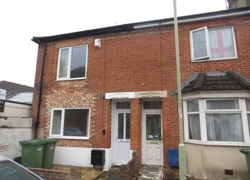 Thumbnail End terrace house to rent in Grantham Road, Eastleigh