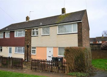 Thumbnail 3 bed semi-detached house for sale in Cleves Way, Ashford, Kent