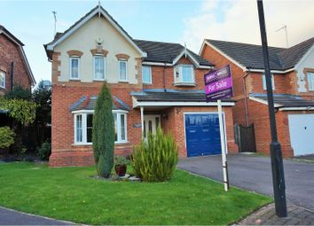 Thumbnail 4 bed detached house for sale in Plantation Road, Woodfield Plantation, Balby, Doncaster