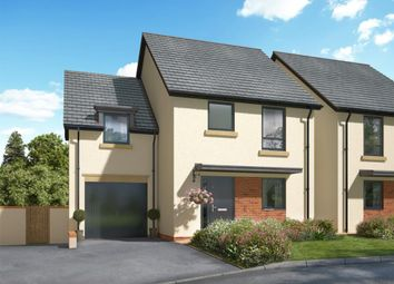Thumbnail 4 bed semi-detached house for sale in Meldon Fields, Okehampton, Devon