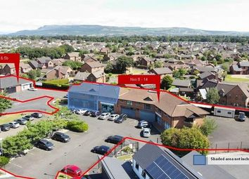 Thumbnail Industrial for sale in 5B And 8-13A Anderson Avenue, Limavady, County Londonderry