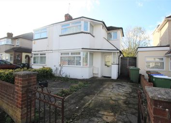 3 bed semi-detached house for sale in Blenheim Drive, Welling DA16