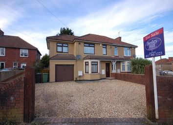 Thumbnail 4 bed semi-detached house for sale in Lansdown Road, Kingswood, Bristol