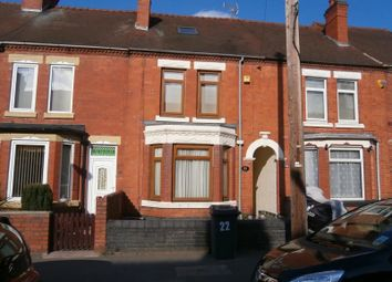 Thumbnail 4 bed property to rent in Norman Avenue, Nuneaton