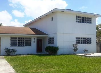 Thumbnail 3 bedroom property for sale in Winton Estates, Nassau/New Providence, The Bahamas