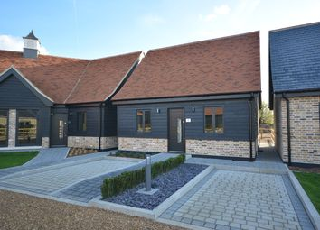 Thumbnail 2 bed detached house for sale in Kemps Farm Mews, Plot 15, Dennises Lane, South Ockendon, Essex