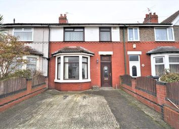 Thumbnail 3 bed terraced house for sale in Ribble Road, Fleetwood, Lancashire