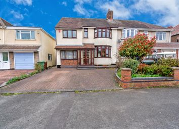 Thumbnail 4 bedroom semi-detached house for sale in Lower Road, Hednesford, Cannock