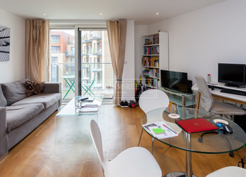 Thumbnail 1 bed flat to rent in Seafarer Way, Surrey Quays