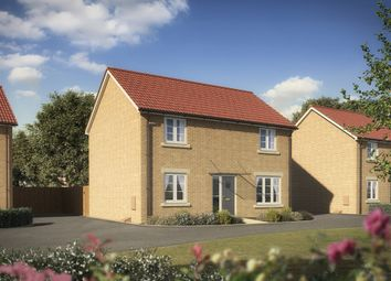 "Thumbnail 4 bedroom detached house for sale in ""Cheyenne"" at Clarks Close, Yeovil"