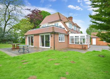 Thumbnail 3 bed detached house for sale in Lyminster Road, Arundel, West Sussex