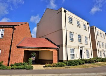 Thumbnail 2 bed flat for sale in Wardington Road, Banbury