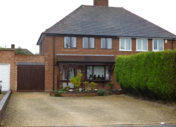 Thumbnail 3 bed semi-detached house to rent in Reddicap Heath Road, Sutton Coldfield, West Midlands