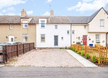 Thumbnail 3 bed terraced house for sale in Norval Place, Rosyth, Dunfermline
