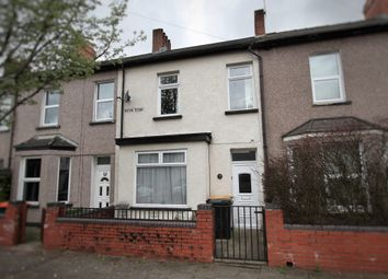 Thumbnail 3 bed terraced house for sale in Vivian Road, Newport