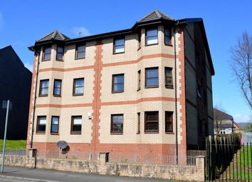 Thumbnail 2 bed flat for sale in Drumry Road, Clydebank