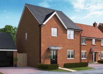 Thumbnail 3 bedroom semi-detached house for sale in Bromham Road, Biddenham, Bedfordshire