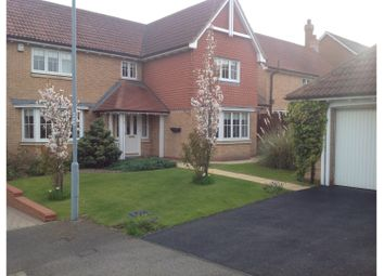 Thumbnail 4 bed detached house for sale in Blackton Road, Hartlepool