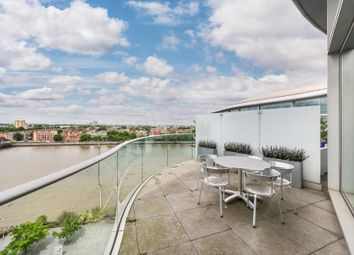 Thumbnail 3 bedroom flat to rent in Hester Road, London