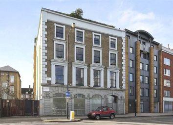 Thumbnail 3 bed flat to rent in Salamander Court, 135 York Way, London