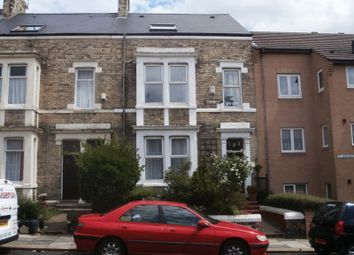 Thumbnail 5 bed terraced house for sale in Whitley Road, Whitley Bay