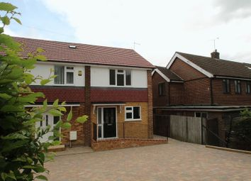 Thumbnail 2 bed semi-detached house to rent in Deeds Grove, High Wycombe
