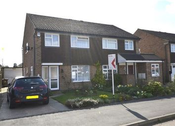 Thumbnail 3 bed semi-detached house for sale in Poynes Road, Horley