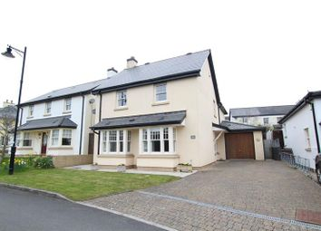 Thumbnail 4 bed detached house to rent in St. Johns Court, Brecon