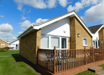 Thumbnail 2 bed semi-detached bungalow for sale in Waterside Park, Corton, Lowestoft