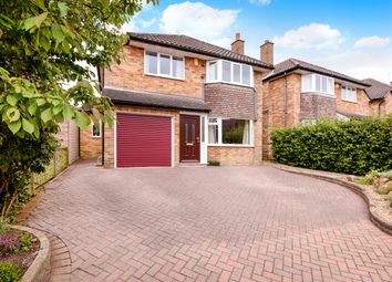 Thumbnail 3 bedroom detached house for sale in Wynmore Drive, Bramhope, Leeds