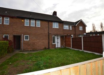 Thumbnail 3 bed terraced house to rent in Greenwood Road, Upton, Wirral
