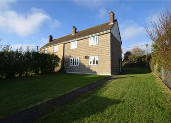Thumbnail 3 bed semi-detached house to rent in The Barton, Trelights, Port Isaac