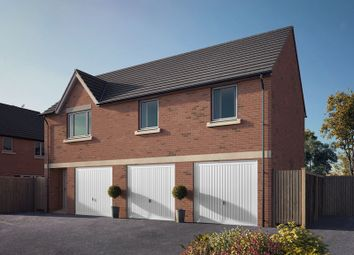 Thumbnail 2 bedroom flat for sale in North Farm, Blyth